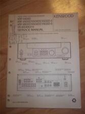 Kenwood Service Manual~KRF-V4530D/V5030D/DE/S/V6030D/VR-405/406/414 Receiver