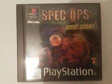 Spec Ops:covert assault para ps1 en español y completo