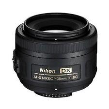 Fixed/Prime f/1.8 Lenses for Nikon Cameras