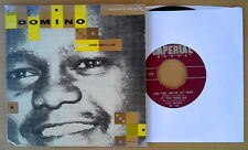 FATS DOMINO - ROCK AND ROLLIN' - IMPERIAL # 143 - EXTENDED PLAY - MAROON LABEL