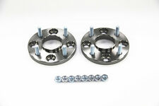 Hubcentric Bolt On Wheel Spacer 4x114.3 66.1 15MM M12x1.25 Nissan 180SX S13