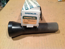 Greenlee 50342819 Cat. # 34201 Bladder Handle Bender or Knockout ?