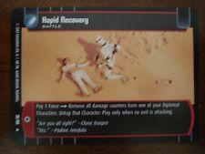 Star Wars TCG JG Rapid Recovery