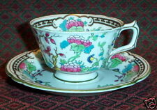 ROYAL CROWN DERBY CUP and SAUCER INDIAN TREE PATTERN