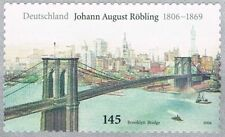 2546  ** BRD 2006, SK aus Rolle, Brooklyn Bridge