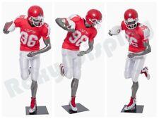 Male Fiberglass Sport Athletic Style Mannequin Dress Form Display Mc Brady11