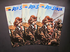 RED SONJA: ONE MORE DAY - ONE SHOT - BLUE FOIL VARIANT - DYNAMITE LTD TO 500 HTF