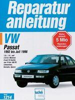 VW Passat 1992 bis 1996 Reparaturanleitung Reparaturbuch Reparatur-Handbuch Buch