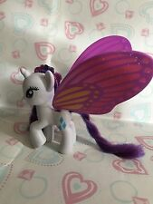 My Little Pony G4 Rarity Glimmer Wings Loose  2010 FIM