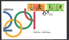 Canada   # 2049 - 2050      OLYMPIC SUMMER GAMES      New 2004 Unaddressed