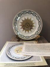Danbury Mint Pres. George Washington White House Bavaria China Collector Plate