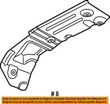 55395955AC Chrysler Shield exhaust 55395955AC