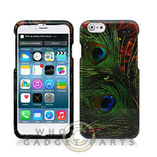 Apple iPhone 6/6s Shield Peacock Rose Guard Shield Cover Shell Case