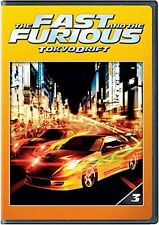 The Fast and the Furious: Tokyo Drift NEW!