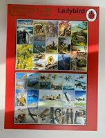 Falcon De Luxe Ladybird Wartime Collection. 2 X 500 Piece Jigsaw Puzzles