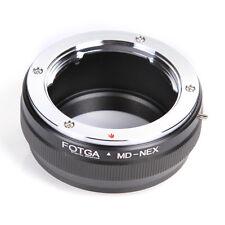 MD Lens to Sony E NEX NEX7 NEX5 NEX3 NEXVG10 A7 A7R A7S II A6000 Objektivadapter
