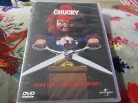 "RARE! DVD NEUF ""CHUCKY 2"" film d'horreur de John LAFIA"