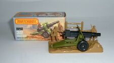 Matchbox Superfast No. 32, Field Gun, - Superb Mint Un-used Condition.