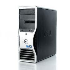 Dell Precision T3500 Xeon W3503 2.4GHz 4GB 250GB  DVDRW  Win 10 Pro ATI FirePro