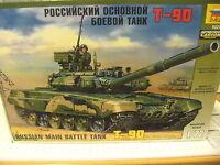 Zvezda 5020 1:72 Russian Main Battle Tank T-90 NEU OVP