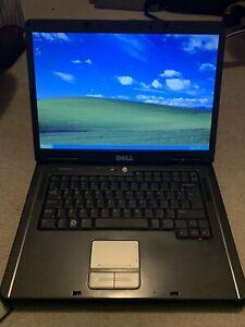 Dell Vostro 1000 Intel Core 2 Duo 2Gb RAM Laptop Windows XP Retro Gaming VGC