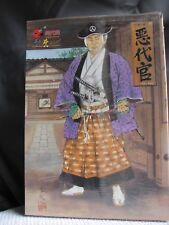 "Alfrex Real Action Figure samurai series Akudaikan 1/6 Scale 12"" Action FIgure"