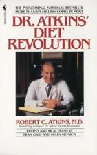 Dr. Atkin's Diet Revolution by Robert C. Atkins, Good Book