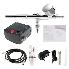 Airbrush &Mini Compressor Kit Tattoo Nail Tool Model  Air Pump Kit Compressor