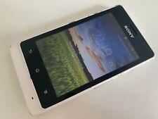 Sony Xperia go Go - 4GB - White (Unlocked) Smartphone
