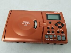Tascam Portable CD Guitar Trainer CD-GT1 MKII