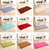 Absorbent Microfibre Super Doormat Clean Step Mat Traps Non Slip Carpet 40*60CM
