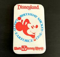 Disney Vintage Pinback Button Disneyland WDW Earforce One circa 1988