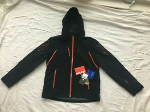New Spyder Pinnacle Jacket w/ Primaloft Insulation & Recco Avalanche Rescue Sys