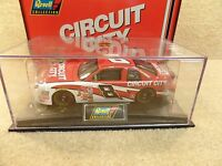 New 1998 Revell 1:24 Scale Diecast NASCAR Hut Stricklin Circuit City Monte Carlo