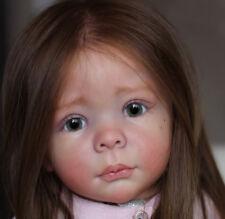 "Hedi Doll Kit By Karola Wegerich Reborn Baby Toddler Doll Kit@24""@ Body Include"