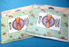 Pop-Up 3D Party Dinner Invitations 8 Cards & Envelopes by Special Moments