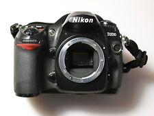 Nikon D D200 10.2MP Digital SLR Camera 5006205 - Black (Body Only)