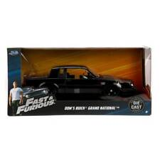 Fast  Furious: Dom's Buick Grand National (Black) 1/24 Scale