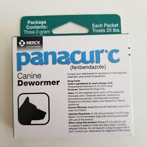 Panacur 446600-C Canine Dewormer