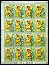 EQUATORIAL GUINEA*1974* compl.set 7 M/Sheets IMP.*MNH**Orchids -Mi.No A428-434KB
