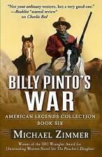 Billy Pinto's War by Michael Zimmer (Hardback, 2017)