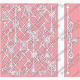Cuttlebug Embossing folders -- Spider Stew  2 Folders