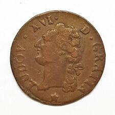 1/2 Sols louis XVI 1791 MA