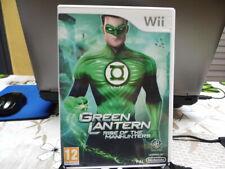 JEU WII - GREEN LANTERN