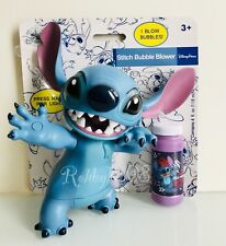 Disney Parks Lilo & STITCH Bubble Blower w/ 4fl Oz Bubbles BNWT