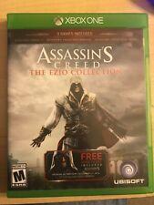 Assassin's Creed: The Ezio Collection (Microsoft Xbox One, 2016)