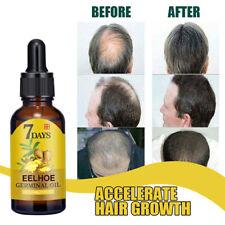 40ml Haarwuchs 7 Tage Ingwer Germinal Serum Essenz Ölverlust Behandlung Ausfall