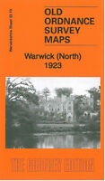 Old Ordnance Survey Map Warwick North 1923 - Warwickshire Sheet 33.10