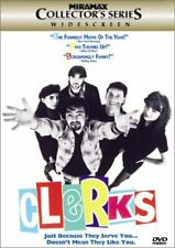Clerks [DVD] [1995] [Region 1] [US Import] [NTSC], Acceptable, DVD, FREE & FAST