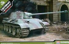 "Academy 1:35 Pz.Kpfw.V Panther Ausf.G ""Last Production"" German Tank Model Kit"